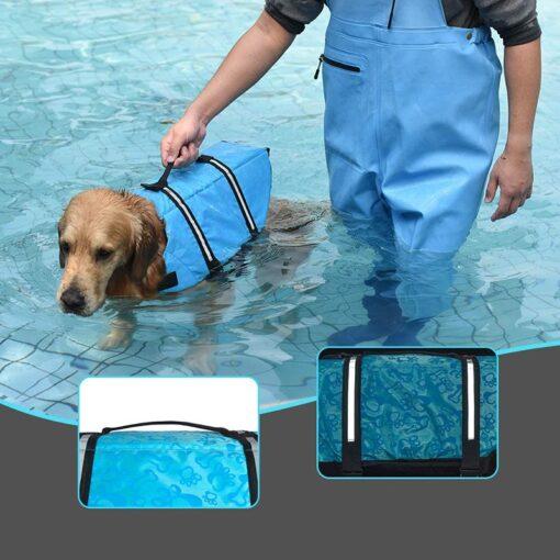 Hunde Schwimmweste