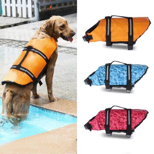 Hund Schwimmweste