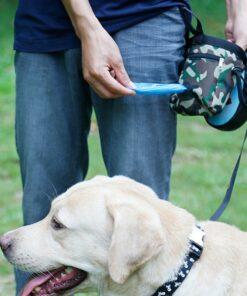 Hundetraining-Tasche, Hundefuttertasche. Hundefutter-Tasche