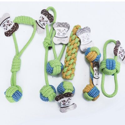 Hundespielzeug-Set, Hunde-Training, Spielzeuge für Hunde, Hunde Spielzeug-Set