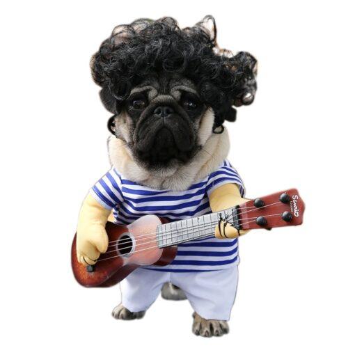 Hundekostüm, Kostüm für Hunde, Hunde cosplay, Verkleidung für Hunde