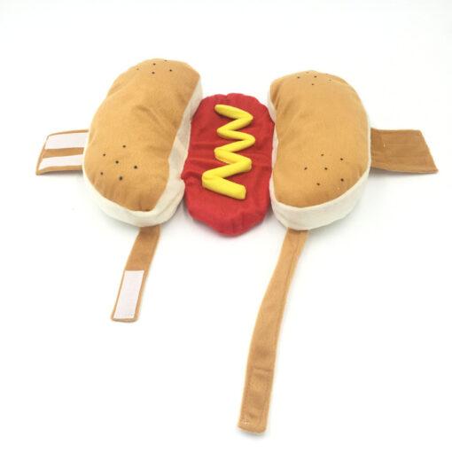 hot dog hundekostüm schweiz