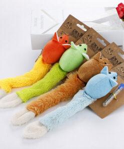 Katzenspielzeug mit Katzenminze