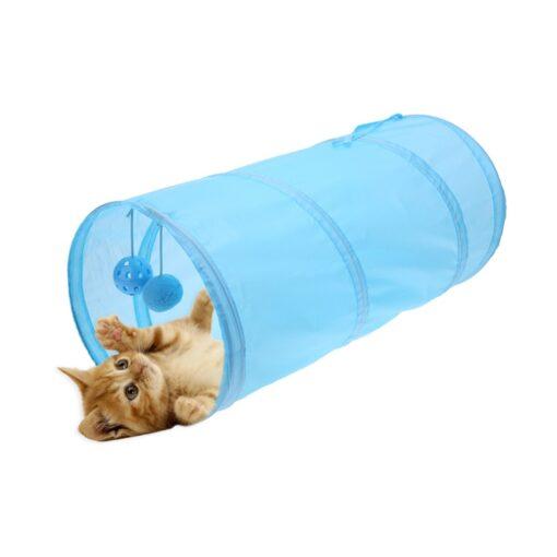 Katzentunnel, Tunnel für Katzen, Spielzeuge für Katzen