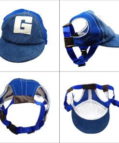 baseballmütze für Hunde, Baseball-Cap für Hund