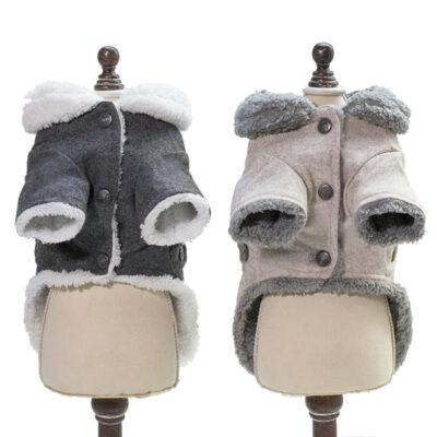 Hundejacke fashion, Jacke für Hunde, Mantel für Hund, Kleider für Hunde, Hundemode, Hundeassesoirs