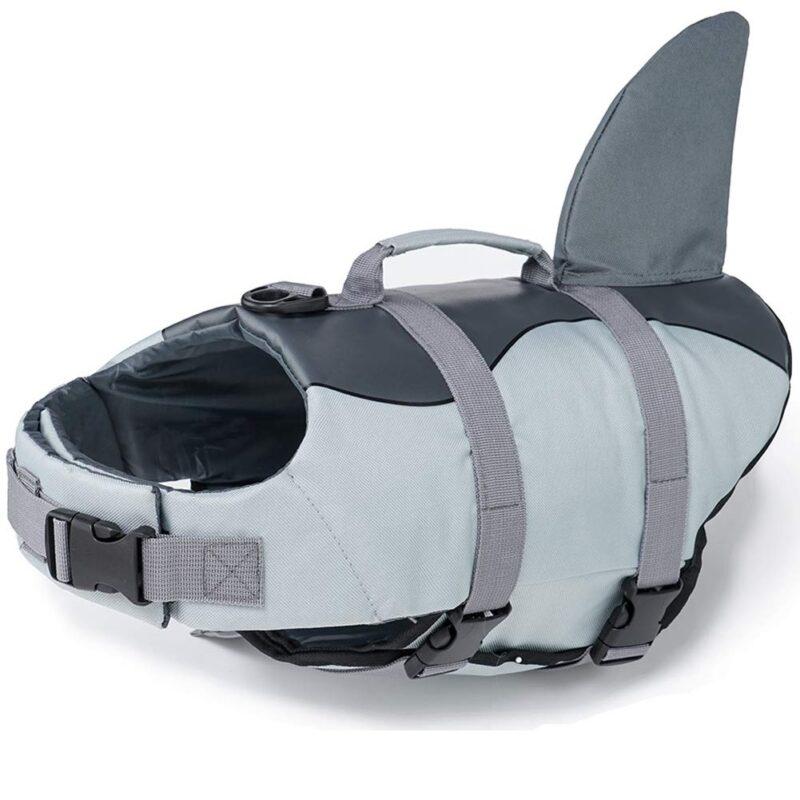Haifisch Hunde Schwimmweste