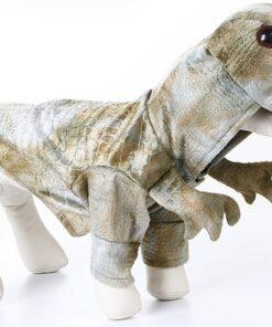 Hundekostüm, Dinokostüm für Hunde