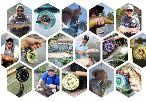 Fliegen-Fischen Online-Shop Ruten Spulen Watschuhe, Wathosen, kaufen Schweiz