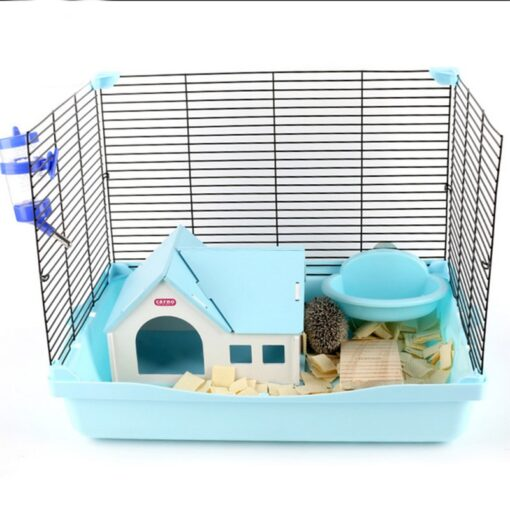 Haus für Nagetiere, Zubehör für Nagetiere, Hamster, Mäuse, Ratten, Degu, Meerschweinchen