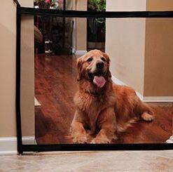 Hundegitter, Hundeabschperrgitter, Hundeabschperrung%