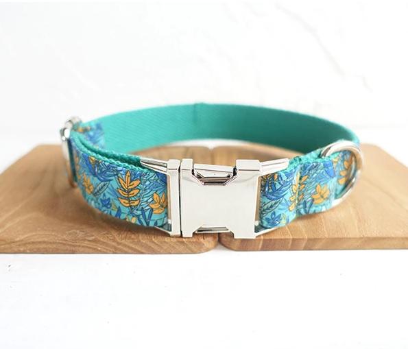 Halsband mit Gravur kaufen, graviertes Halsband, Onlineshop für Tierbedarf