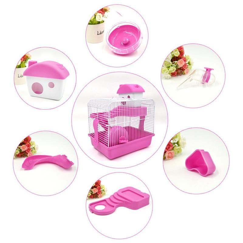 Hamsterkäfig Set