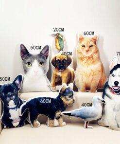 3D Druck Haustier-Kissen