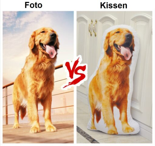 Fotodruck-Kissen