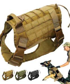 Taktische Hunde-Weste Military