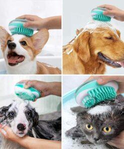 r Hunde Shampoo-Bürste Schaumbürste Schweiz