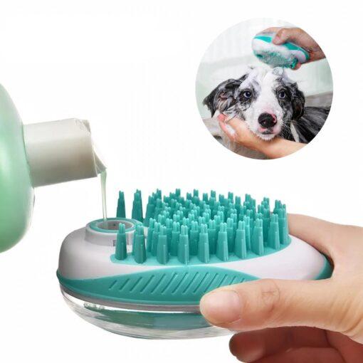 Hunde Wasch Shampoo-Bürste Schaumbürste Schweiz