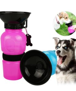 Trinkflasche Napf Hunde
