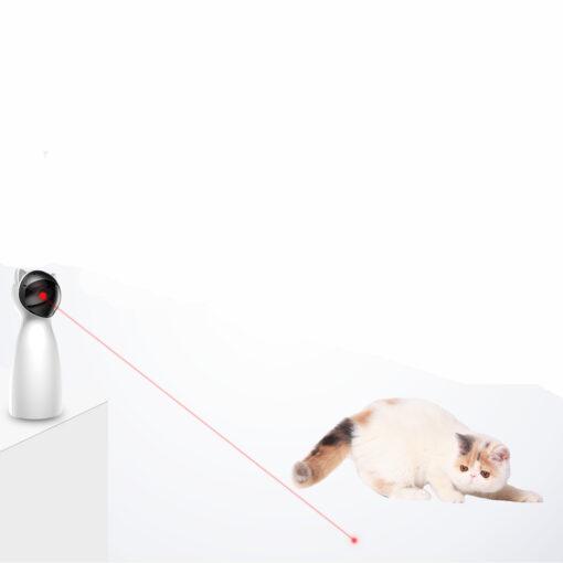 Katzen-Laser interaktives Spielzeug