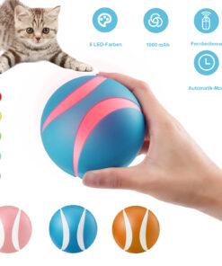 Interaktiver Katzen Smart-Ball